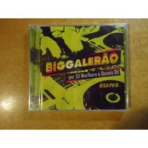 Cd Big Galerão Dj Marlboro