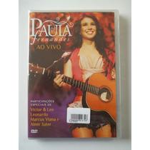 Paula Fernandes - Dvd Ao Vivo - Lacrado!!!!