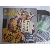 Lp - Ze Gonzaga / Viva O Rei Do Baião / Cbs / 1971