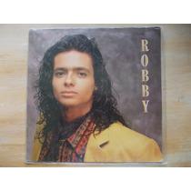 Vinil Lp - Robby Menudo - Ser Feliz - C/ Encarte - 1989