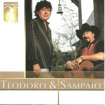 Cd - Teodoro E Sampaio - Warner 30 Anos - Lacrado