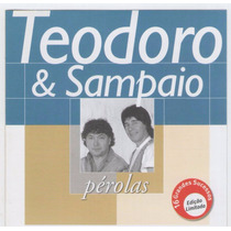 Cd Teodoro & Sampaio - Pérolas