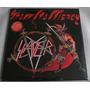 Slayer Show No Mercy Lp Flame Splatter Selado Pronta Entrega
