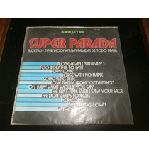 Lp Super Parada - Sucessos Internacionais, Disco Vinil, 1972