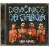 Cd Demônios Da Garoa - Ao Vivo - Novo***