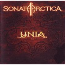 Cd Sonata Arctica - Unia