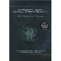 Pain Of Salvation-be Live Dvd Import