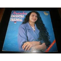 Lp Neinha, Encontro Triunfal, Disco Vinil, Ano 1993