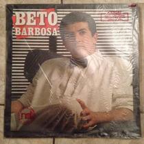 Lp Beto Barbosa 1988 Perfeito Estado Quase Novo