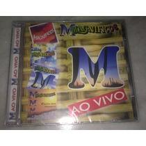 Cd Banda Magnificos Vol. 5 - Ao Vivo 1 - Brindes