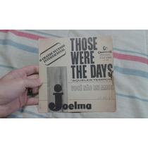 Compacto Joelma - Aqueles Tempos (1968)
