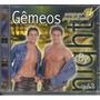 Cd Gêmeos - By Night - Vol 2 - Novo/orig/lacrado