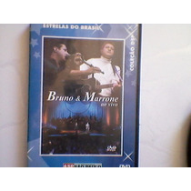 Dvd Bruno E Marrone Ao Vivo/ Coleção Dsp