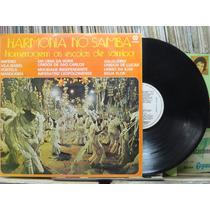 Homenagem Harmonia Escolas De Samba Salgueiro Portela Lp