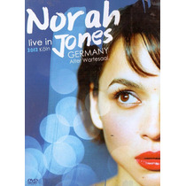 Norah Jones - Live In Germany - 2012 - Dvd - Frete Grátis