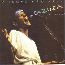 Cazuza - O Tempo Não Para Ao Vivo (cd Novo E Lacrado)