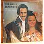 Vinil Nelson E Jeanette Puxa A Acordeona, Jeanette - Raro