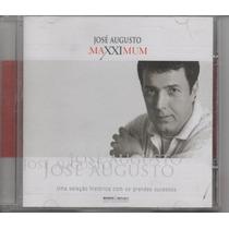Cd Wave José Augusto Maxximum - Frete R$ 8 Até 2 Cd´s Barato