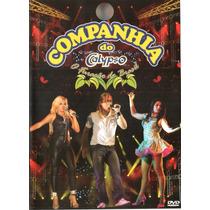 Dvd Companhia Do Calypso Vol.4 Original + Frete Grátis