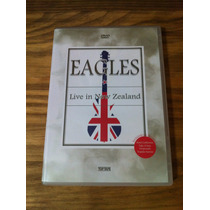 Dvd Novo The Eagles - Live In New Zealand