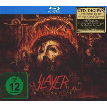 Slayer - Repentless - Cd+blu Ray - Digipack - Lacrado