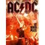 Dvd Ac/dc Live At River Plate (2009) - Novo Lacrado