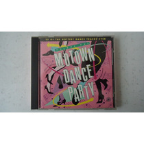 Coletanea Motown Dance Party Vol. 1 Cd - Black Music