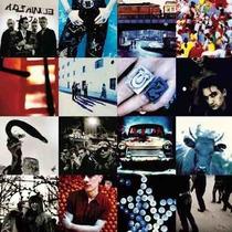 U2 Achtung Baby Cd Lacrado Duplo Digipack Ed Especial