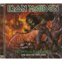 Cd Duplo Iron Maiden - From Fear To Eternity - Novo***