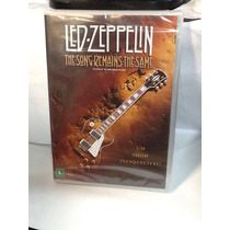 Dvd Led-zeppelin The Song Remains The Saemsame