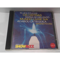 Cd Blues Etilicos - Coletanea Show Bizz - Volume 5