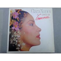 Lp Disco Vinil Clara Nunes - O Canto Da Guerreira