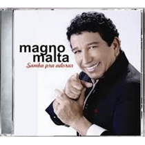 Cd Magno Malta - Samba Pra Adorar