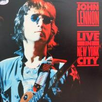 Lp John Lennon Live In New York City - Vinil Raro