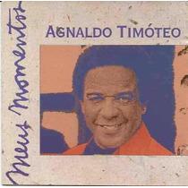 Cd Lacrado Agnaldo Timoteo Meus Momentos 1994
