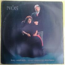 Lp Exc Nós Leny Andrade & César Camargo Mariano 1993