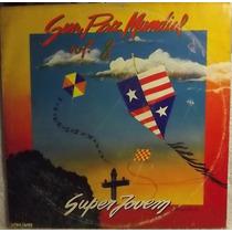 Lp / Vinil Rock Pop: Sua Paz Mundial Vol.8 (coletânea) 1979