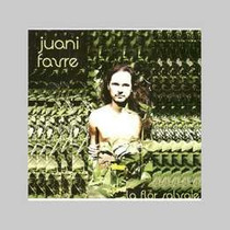 Favre Juani La Flor Salvaje Cd Novo
