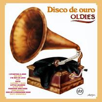 Cds Disco De Ouro Oldies - Vol. 1, 2, 3 (preço Por Unidade)