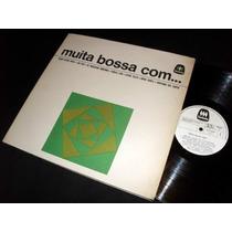 Lp Muita Bossa Com... Oscar Castro Neves, Sylvia Telles...