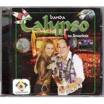 Cd Banda Calypso Na Amazonia