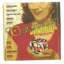 Cd Jovem Pan - Black Eyed Peas - Novo - Lacrado
