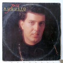 Vinil Lp - José Augusto - 1987