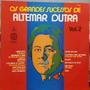 Altemar Dutra - Os Grandes Sucessos-vol. 2(lp Zerado)