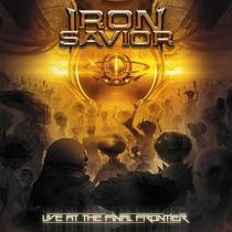 Iron Savior Live At The Final Frontier-2cd-digi+dvd Digipack