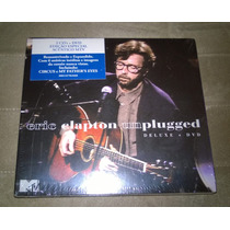 2cds+dvd Eric Clapton: Mtv Unplugged (deluxe / Especial)