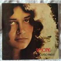 Lp Vinil Simone - Quatro Paredes - 1974