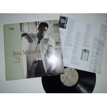 Jon Secada Lp Heart, Soul & A Voice