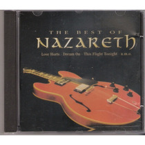 Cd Nazareth - The Best Of ( Ouver )