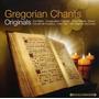 Cd Gregorian Chants - Originals (lacrado)